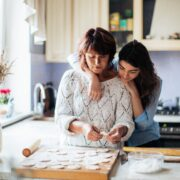 Women Making Pelmeni 3893532